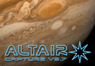 FREE AltairCapture Software for Altair Cameras